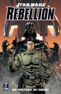 Rebellion Volume 1: My Brother, My Enemy