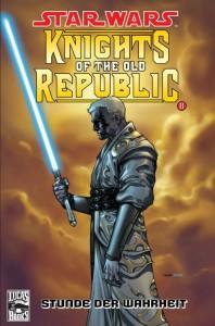 Sonderband #37: Knights of the Old Republic II: Stunde der Wahrheit