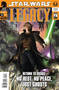Legacy #11: Ghosts, Part 1