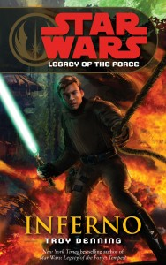 Legacy of the Force 6: Inferno (2007, Taschenbuch)