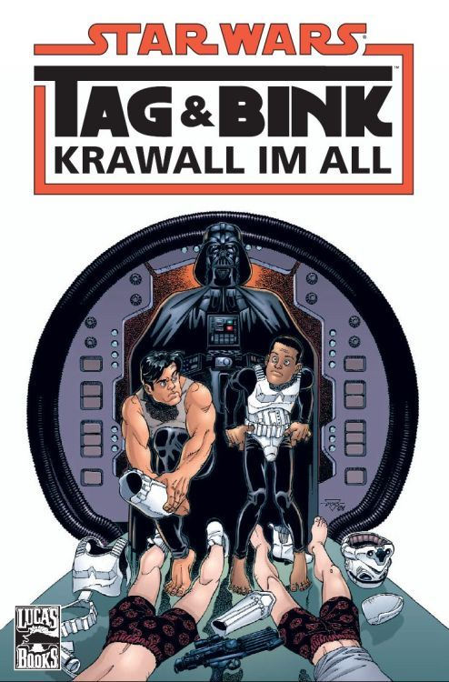 Star Wars Sonderband #39: Tag & Bink – Krawall im All (22.08.2017)