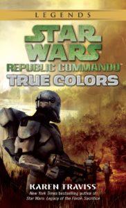 Republic Commando: True Colors (2015, Legends-Cover)