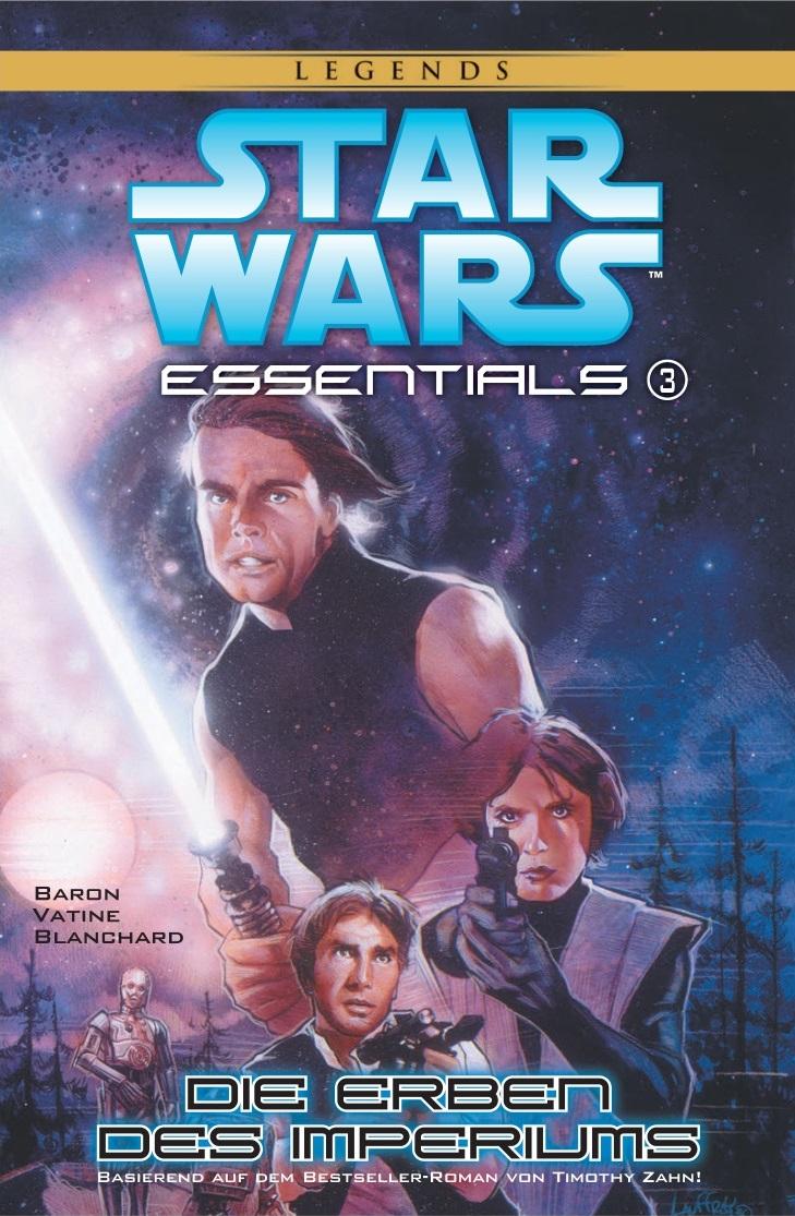 Star Wars Essentials #3: Die Erben des Imperiums (2015, Legends-Cover)