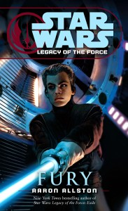 Legacy of the Force 7: Fury (2007, Taschenbuch)