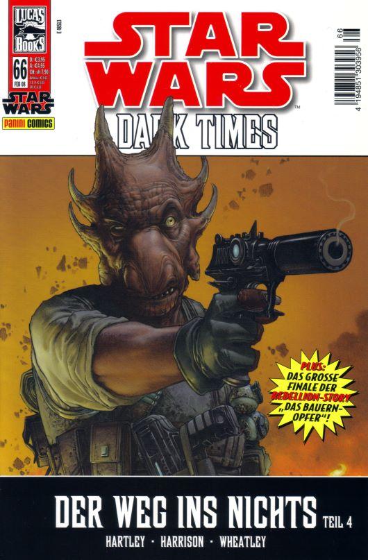 Star Wars #66 (23.01.2008)