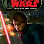 Legacy of the Force 8: Revelation (2015, Legends-Cover)