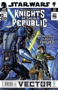 Knights of the Old Republic #26: Vector, Part 2