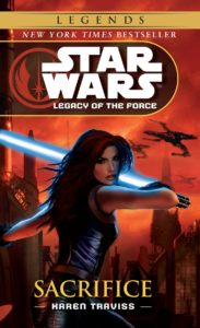Legacy of the Force 5: Sacrifice (2016, Legends-Cover)