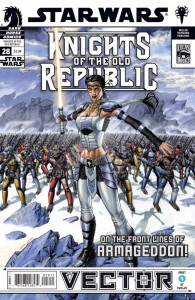Knights of the Old Republic #28: Vector, Part 4