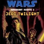 Coruscant Nights I: Jedi Twilight (2016, Legends-Cover)