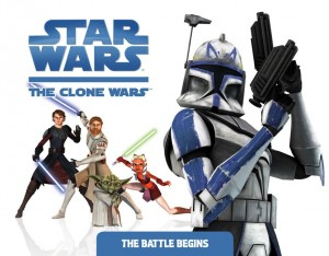 The Clone Wars: The Battle Begins (26.07.2008)