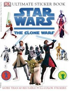 The Clone Wars: Ultimate Sticker Book (26.07.2008)