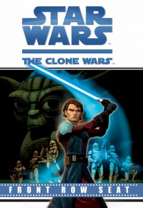 The Clone Wars: Front Row Seat Storybook (07.08.2008)