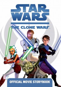 The Clone Wars: Official Movie Storybook (07.08.2008)