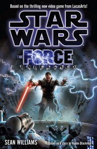 The Force Unleashed (2008, Hardcover)