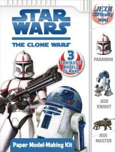 The Clone Wars: Paper Model-Making Kit (02.10.2008)