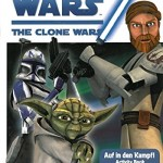 The Clone Wars: Auf in den Kampf! (Activity Book) (08.12.2008)