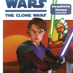 The Clone Wars: Intergalaktische Abenteuer (Activity Book) (08.12.2008)