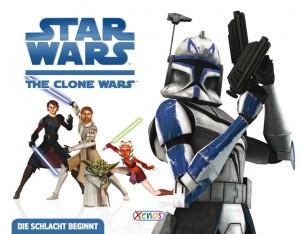 The Clone Wars: Die Schlacht beginnt (08.12.2008)