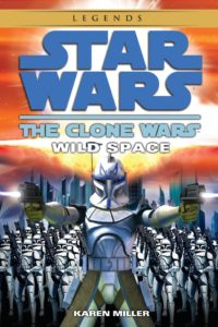 The Clone Wars: Wild Space (2016, Legends-Cover)