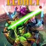 Sonderband #48: Legacy V: Der verborgene Tempel