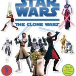 The Clone Wars: Das ultimative Stickerbuch (30.01.2009)