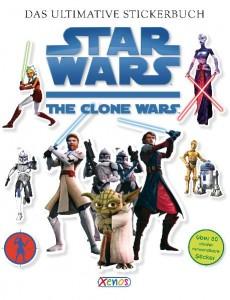 The Clone Wars: Das ultimative Stickerbuch (30.01.2009)
