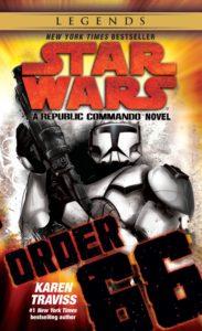 Order 66: A Republic Commando Novel (Legends-Cover)