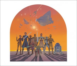 The Art of Star Wars: The Clone Wars (Special Edition) (15.07.2009)