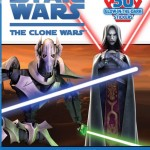 The Clone Wars: The Dark Side (Activity Book) (23.07.2009)