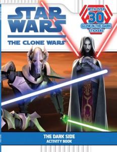 The Clone Wars: The Dark Side (Activity Book) (23.07.2009)