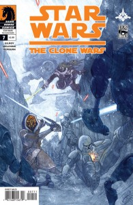 The Clone Wars #7: In Service of the Republic, Part 1