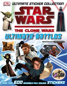 The Clone Wars: Ultimate Battles: Ultimate Sticker Collection (20.07.2009)