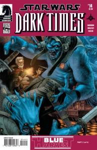 Dark Times #14: Blue Harvest #2 (26.08.2009)