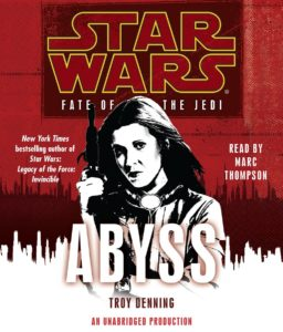 Fate of the Jedi 3: Abyss (2009, CD)