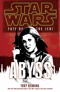 Fate of the Jedi 3: Abyss (2009, Hardcover)