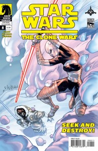The Clone Wars #8: In Service of the Republic, Part 2
