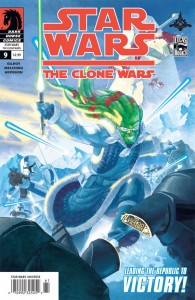 The Clone Wars #9: In Service of the Republic, Part 3