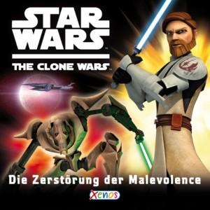 The Clone Wars: Die Zerstörung der Malevolence (01.09.2009)