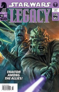 Legacy #42: Divided Loyalties