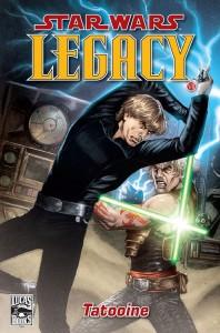 Sonderband #53: Legacy VII: Tatooine
