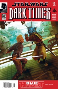 Dark Times #15: Blue Harvest #3 (20.01.2010)