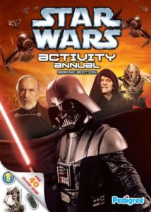 Star Wars Spring Activity Annual (15.02.2010)