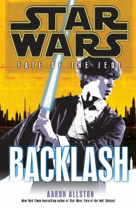Fate of the Jedi 4: Backlash (2010, Hardcover)