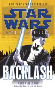 Fate of the Jedi 4: Backlash (2011, Taschenbuch)
