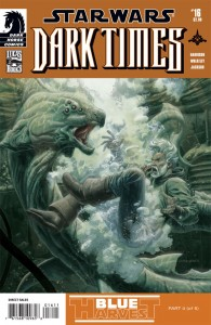Dark Times #16: Blue Harvest #4 (14.04.2010)