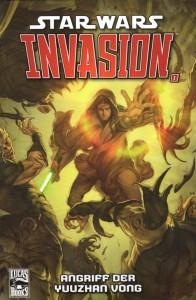 Sonderband #55: Invasion I: Angriff der Yuuzhan Vong