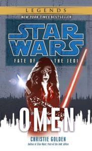 Fate of the Jedi 2: Omen (2016, Legends-Cover)