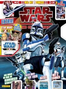 The Clone Wars #10 (Panini)