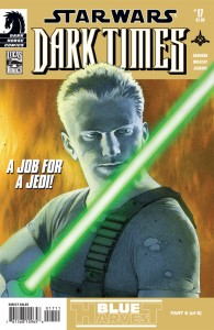 Dark Times #17: Blue Harvest #5 (30.06.2010)